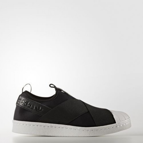 Adidas Superstar Slip-On Femme Core Black/Footwear...