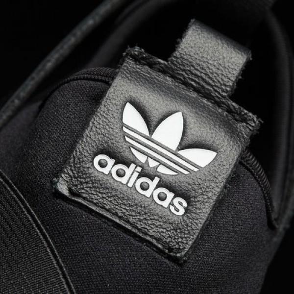 Adidas Superstar Slip-On Femme Core Black/Footwear White Originals Chaussures NO: S81337
