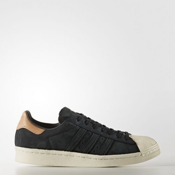 Adidas Superstar 80S Femme Core Black/Off White Or...