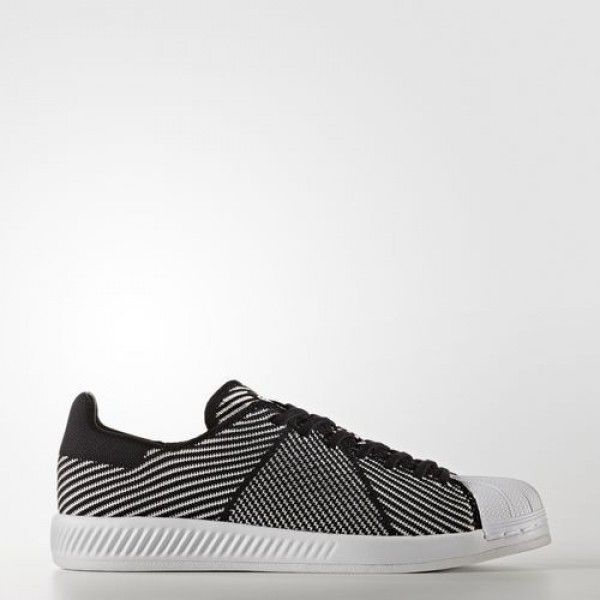 Adidas Superstar Bounce Primeknit Homme Core Black...