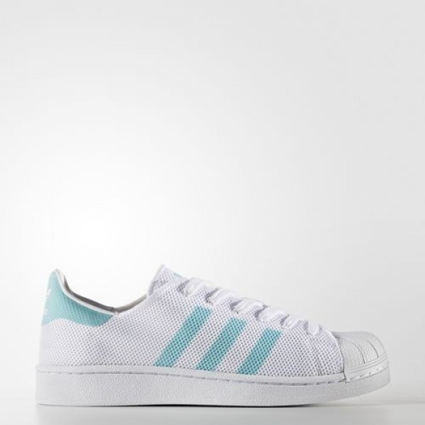 Adidas Superstar Femme Footwear White/Easy Mint Or...