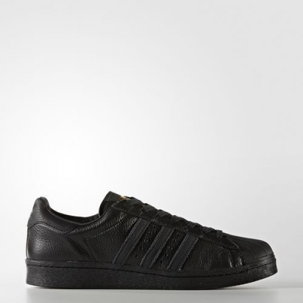 Adidas Superstar Boost Homme Core Black/Gold Metal...