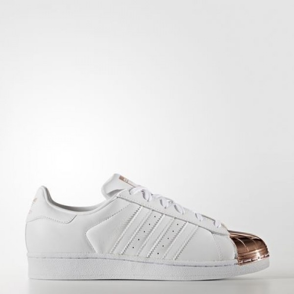Adidas Superstar 80S Femme Footwear White/Copper M...