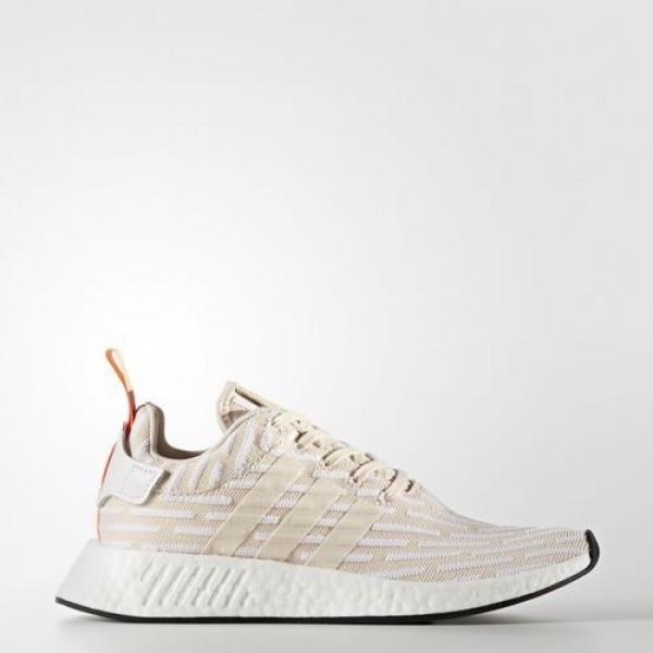 Adidas Nmd_R2 Femme Linen/Footwear White Originals...
