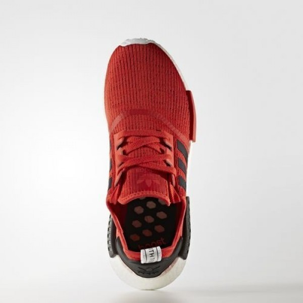 Adidas Nmd_R1 Femme Core Red/Core Black/Footwear White Originals Chaussures NO: BB2885