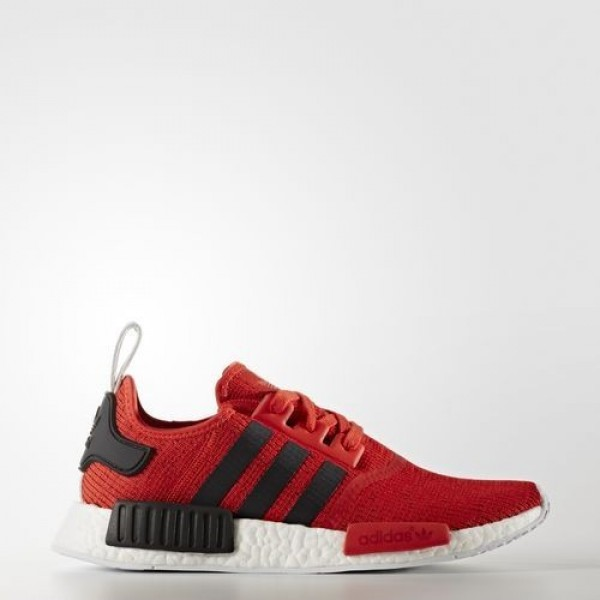 Adidas Nmd_R1 Femme Core Red/Core Black/Footwear W...