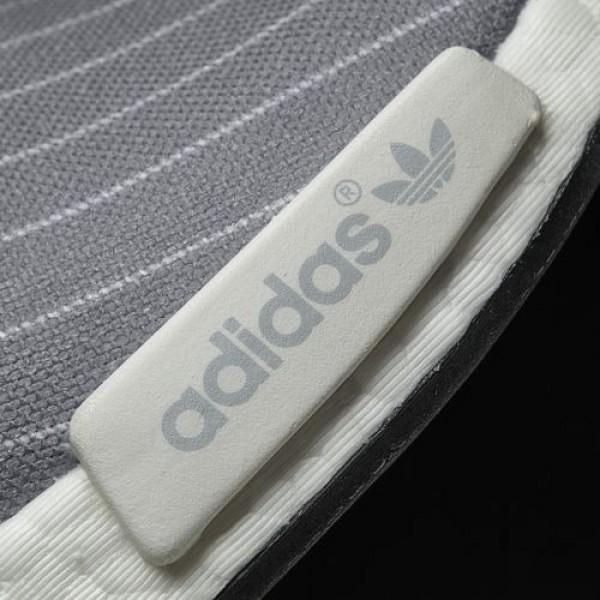 Adidas Nmd_R1 Bedwin Femme Grey/ White/ White Originals Chaussures NO: BB3123
