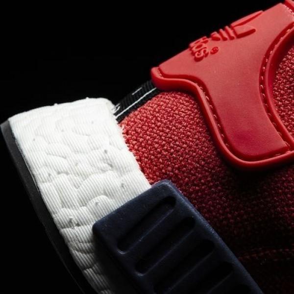 Adidas Nmd_R1 Femme Vivid Red/Solar Red Originals Chaussures NO: S76013