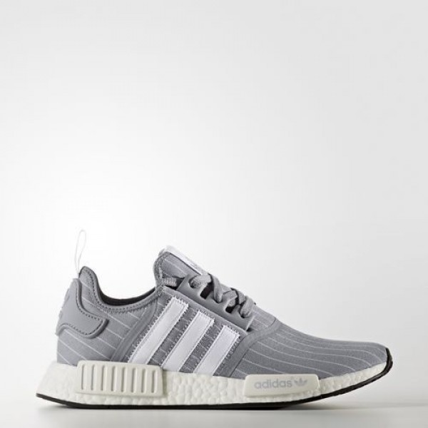 Adidas Nmd_R1 Bedwin Femme Grey/ White/ White Orig...