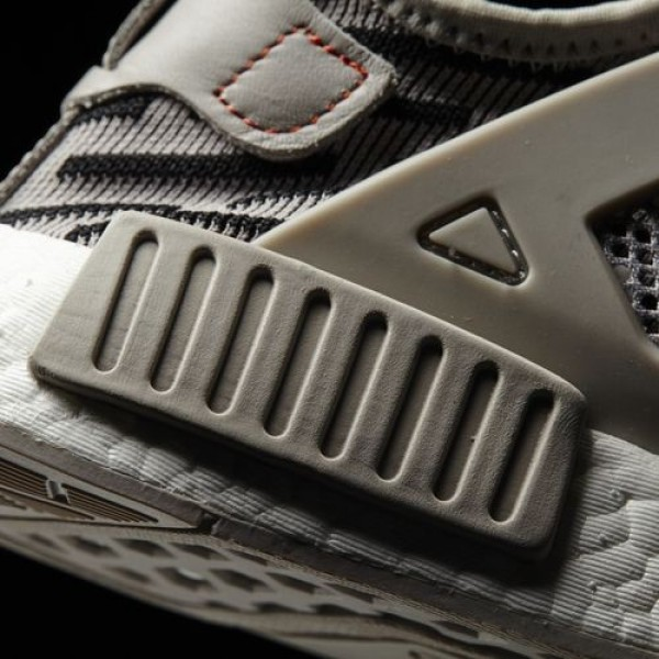 Adidas Nmd_Xr1 Femme Clear Granite/Core Red Originals Chaussures NO: BB2376
