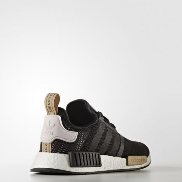 Adidas Nmd_R1 Femme Core Black/Ice Purple Originals Chaussures NO: BA7751