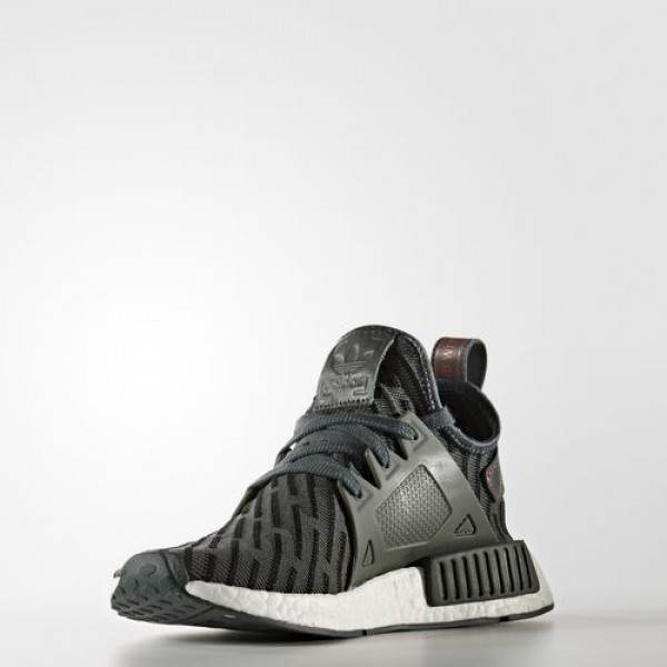 Adidas Nmd_Xr1 Femme Utility Ivy/Core Red Originals Chaussures NO: BB2375