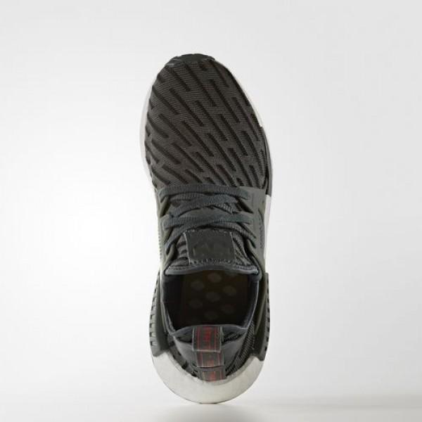Adidas Nmd_Xr1 Primeknit Femme Core Black/Core Red Originals Chaussures NO: BA7214