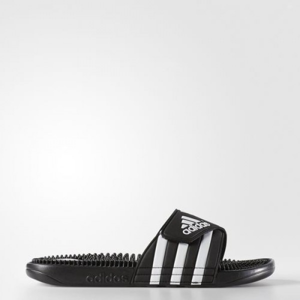 Adidas Sandale De Bain Adissage Homme Black/Footwe...