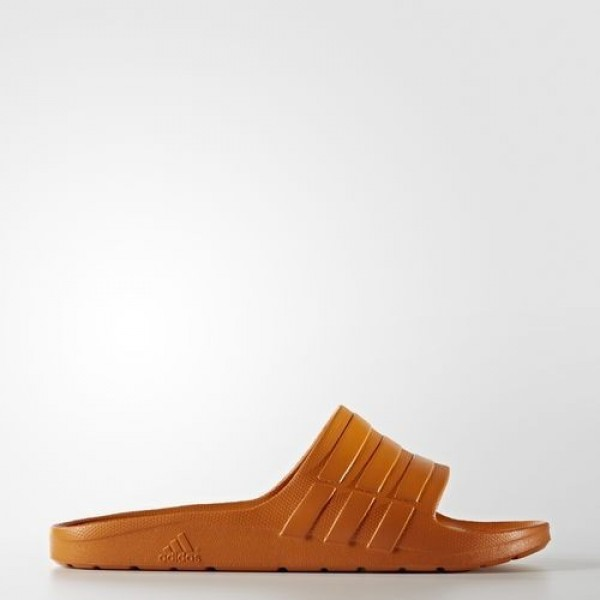 Adidas Sandale Duramo Femme Tactile Orange Natatio...