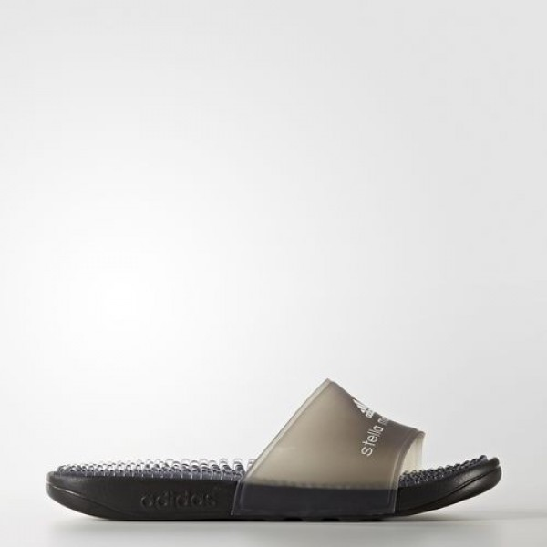 Adidas Sandale Adissage Femme Core Black/Footwear White by Stella McCartney Chaussures NO: BB0609