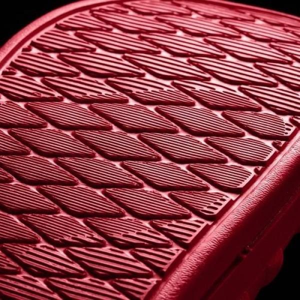 Adidas Sandale Adilette Cloudfoam Plus Mono Femme Scarlet Natation Chaussures NO: BB4541