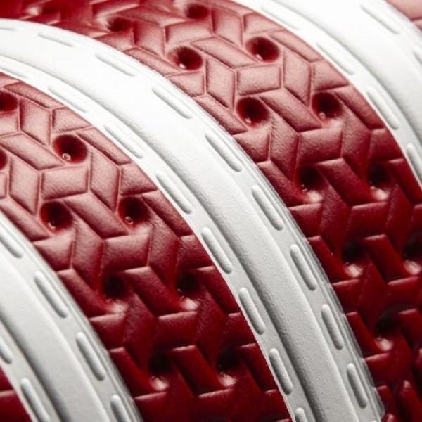 Adidas Sandale Adilette Homme Scarlet/White Originals Chaussures NO: 288193