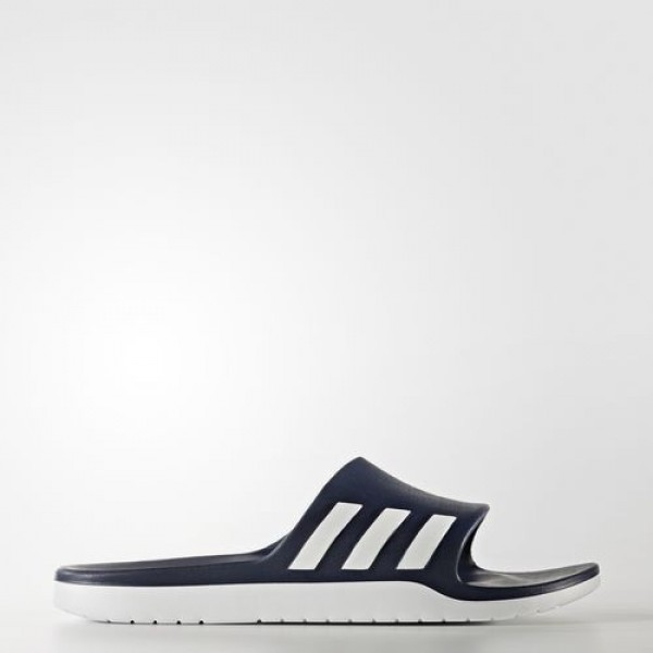 Adidas Sandale Aqualette Cloudfoam Femme Collegiate Navy/Footwear White Natation Chaussures NO: AQ2163