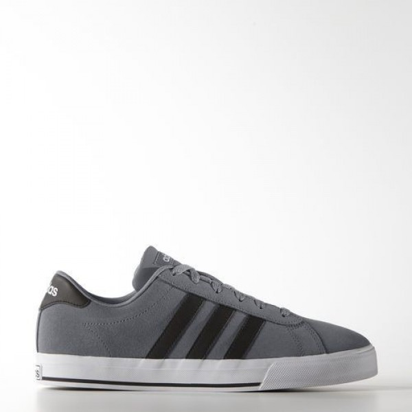 Adidas Daily Homme Grey/Core Black/Footwear White ...