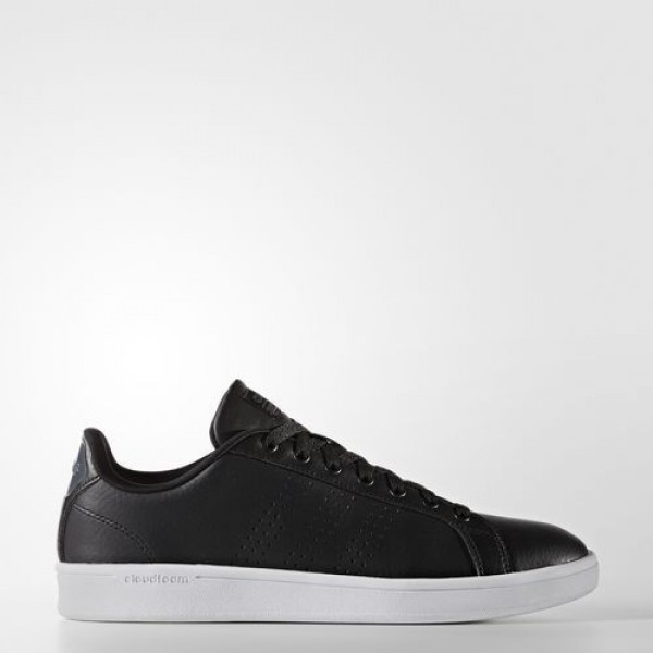 Adidas Cloudfoam Advantage Clean Homme Core Black/...