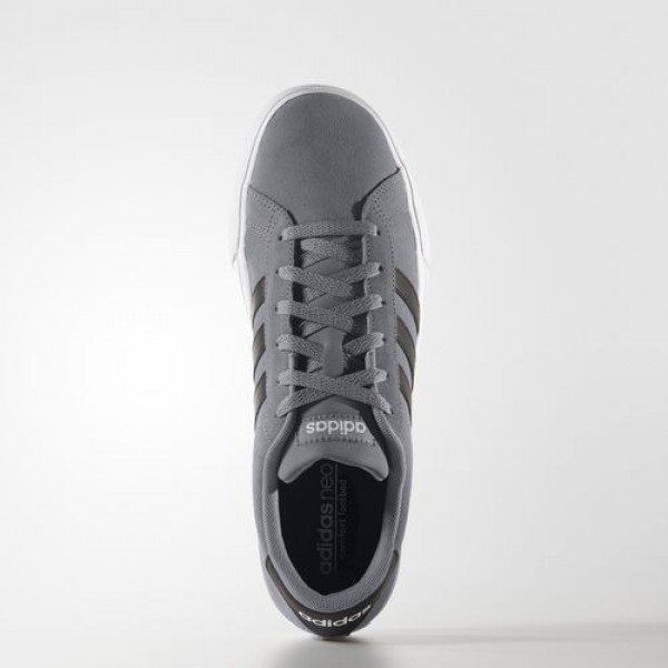 Adidas Daily Homme Grey/Core Black/Footwear White neo Chaussures NO: AW4572
