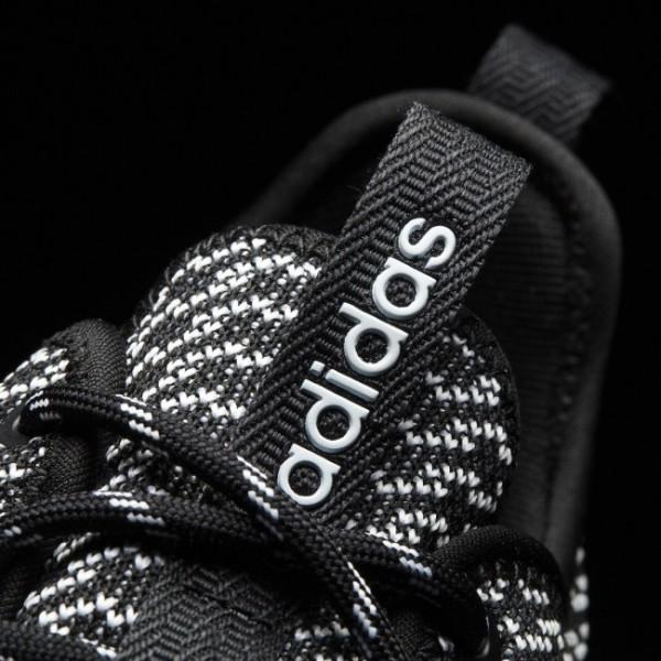 adidas neo Chaussure Cloudfoam Super Flex TR Couleur Core Black/Footwear White (BC0048)