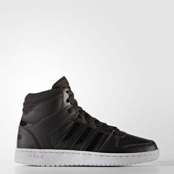Adidas Vs Hoopster Mid Femme Core Black/Footwear W...