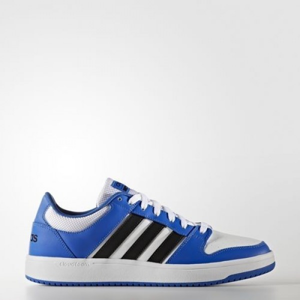 Adidas Cloudfoam Bb Hoops Homme Footwear White/Cor...