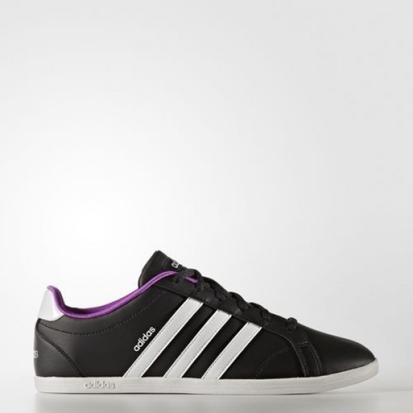 Adidas Vs Coneo Qt Femme Core Black/Footwear White...
