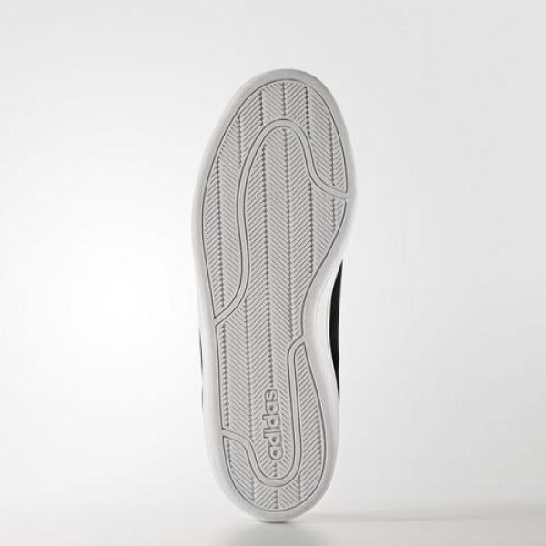 Adidas Cloudfoam Advantage Clean Femme Core Black/Sun Glow neo Chaussures NO: AW3996