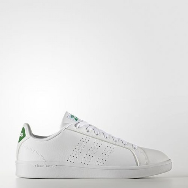 Adidas Cloudfoam Advantage Clean Homme Footwear Wh...