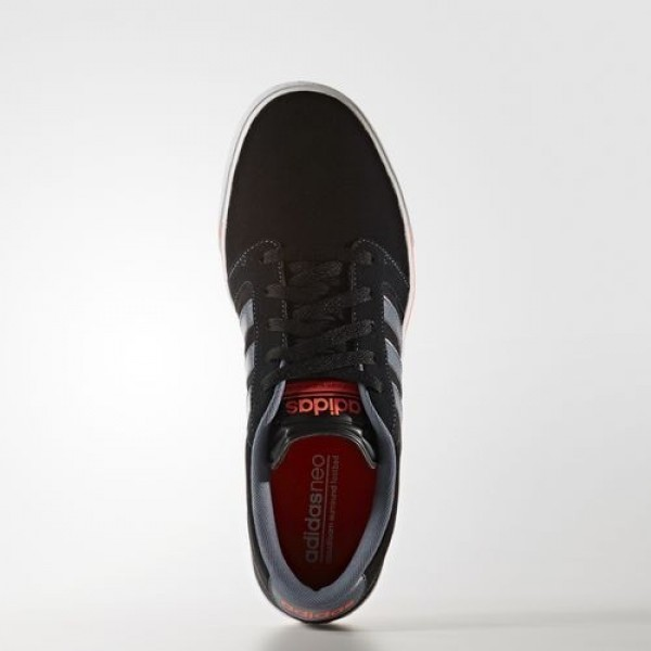 Adidas Cloudfoam Super Skate Homme Core Black/Onix/Solar Red neo Chaussures NO: AW3896
