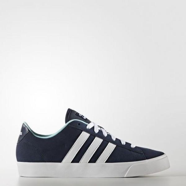 Adidas Cloudfoam Daily Qt Femme Collegiate Navy/Fo...