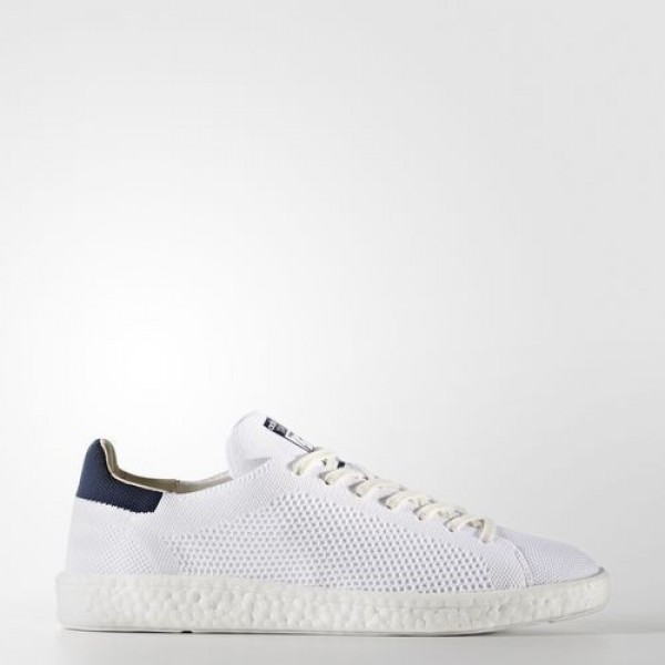 Adidas Stan Smith Boost Primeknit Femme Footwear W...
