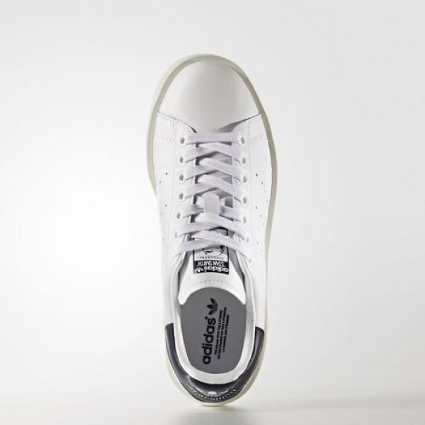 Adidas Stan Smith Bold Femme Core Black/Collegiate Navy Originals Chaussures NO: BA7770