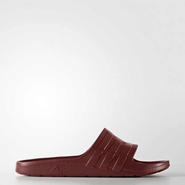 Adidas Sandale Duramo Homme Mystery Red Natation C...