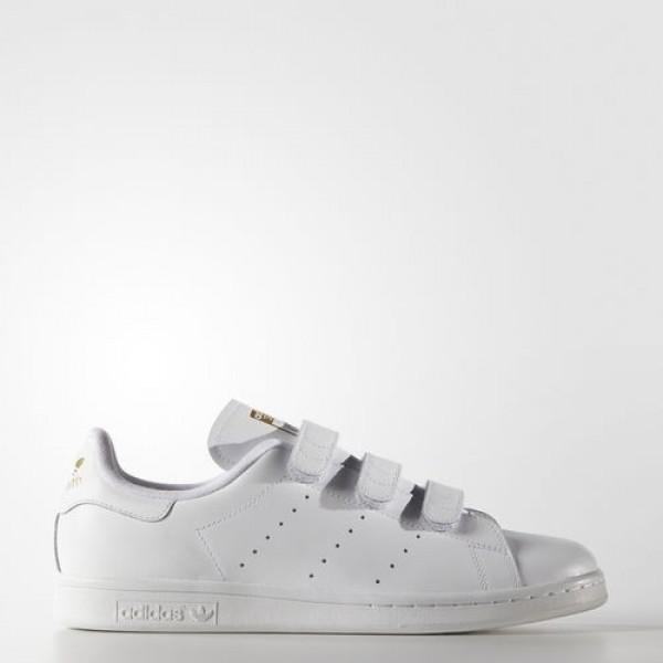 Adidas Stan Smith Homme Footwear White/Gold Metallic Originals Chaussures NO: S75188