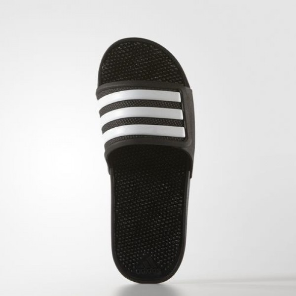 Adidas Sandale Adissage 2.0 3-Stripes Homme CBLACK/FTWWHT/CBLACK Natation Chaussures NO: S78505
