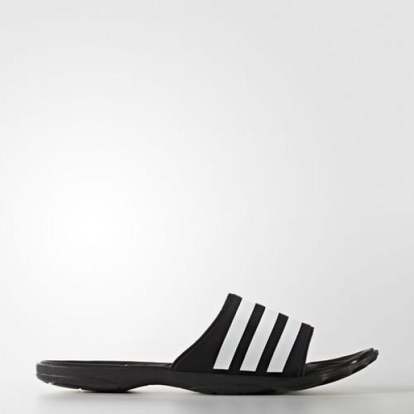 Adidas Sandale Adipure Cloudfoam Femme Core Black/...