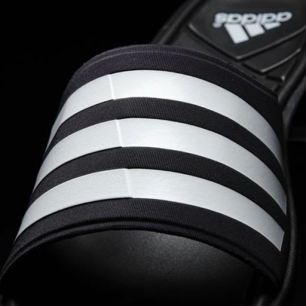 Adidas Sandale Adipure Cloudfoam Femme Core Black/Footwear White/Clear Grey Natation Chaussures NO: AQ3936