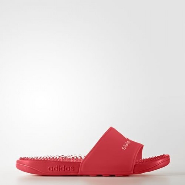 Adidas Sandale Adissage Femme Core Red/Footwear Wh...