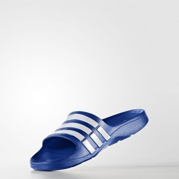 Adidas Sandale Duramo Homme Power Blue/White Natation Chaussures NO: G14309