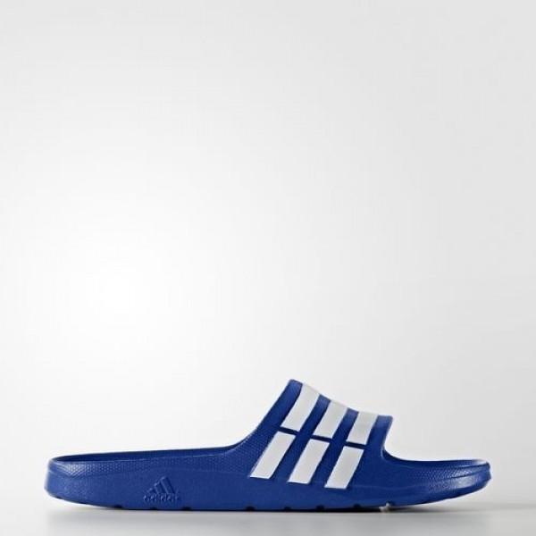 Adidas Sandale Duramo Homme Power Blue/White Natat...