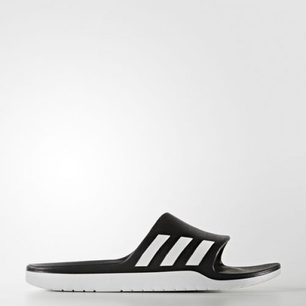 Adidas Sandale Aqualette Cloudfoam Homme Core Black/Footwear White Training Chaussures NO: AQ2166