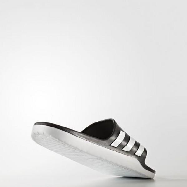 Adidas Sandale Aqualette Cloudfoam Homme Core Black/Footwear White Training Chaussures NO: AQ2166
