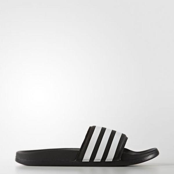 Adidas Sandale Adilette Cloudfoam Ultra Stripes Fe...