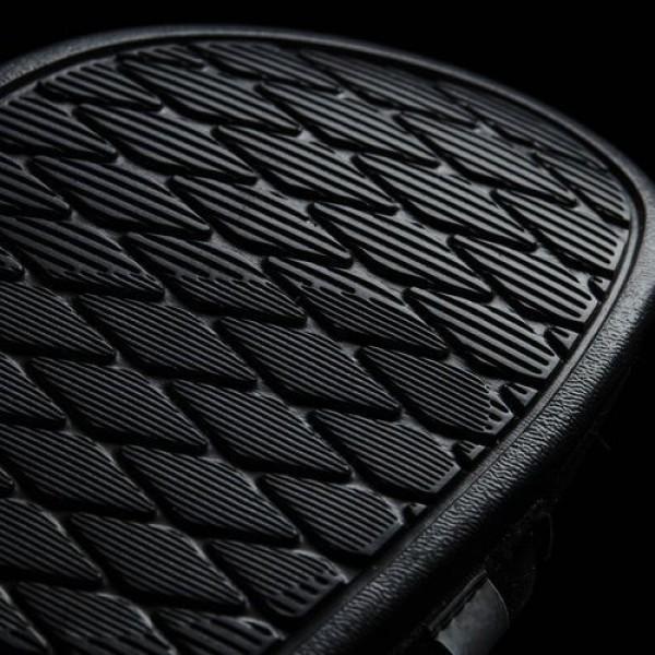 Adidas Sandale Adilette Cloudfoam Ultra Stripes Femme Core Black/Footwear White Natation Chaussures NO: S80420