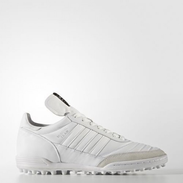 Adidas Mundial Team Homme Footwear White/Tech Silv...
