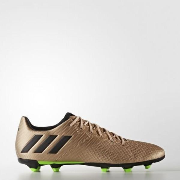 Adidas Messi 16.3 Terrain Souple Homme Copper Meta...